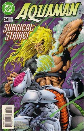 Aquaman (1994) 24-A