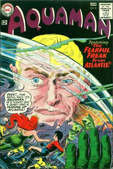 Aquaman (1962) 21-A by DC