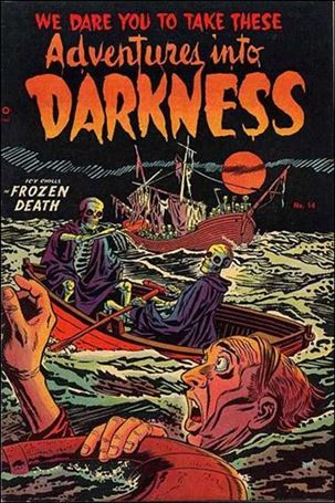 Adventures into Darkness 14-A