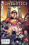 Injustice: Gods Among Us 1-B
