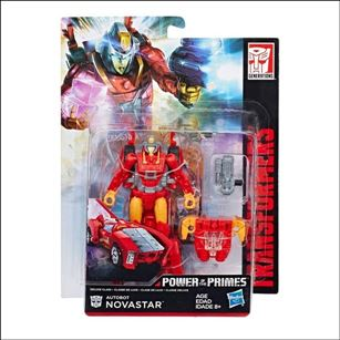 Transformers: Power of the Primes (Deluxe Class) Autobot Novastar