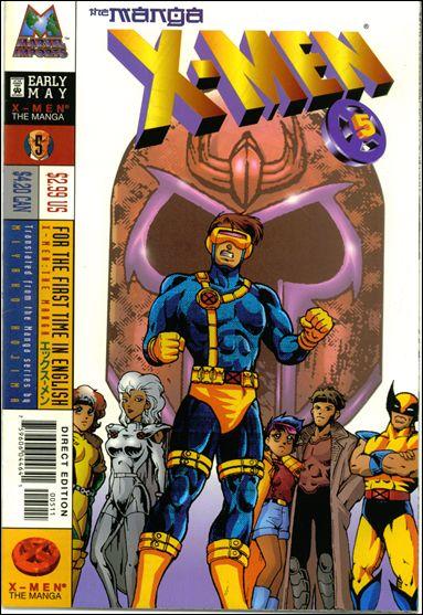 X-Men: The Manga 5-A by Marvel