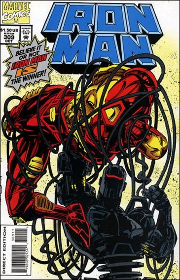 Iron Man (1968) 309-A by Marvel