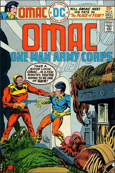 OMAC (1974) 8-A by DC