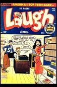 Laugh Comics (1946) 37-A