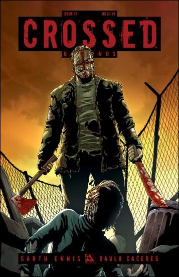 Crossed: Badlands 27-A by Avatar Press
