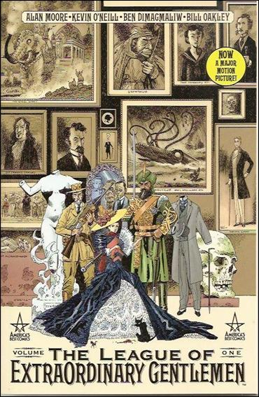 League of Extraordinary Gentlemen 1-E by America's Best Comics
