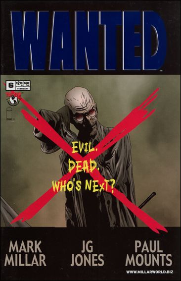 Wanted (2003) 6-H by Top Cow