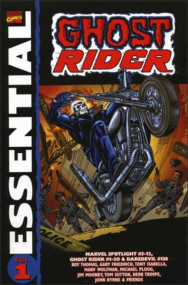 Essential Ghost Rider 1-A by Marvel