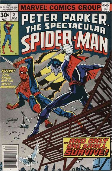 Spectacular Spider-Man (1976) 8-A by Marvel