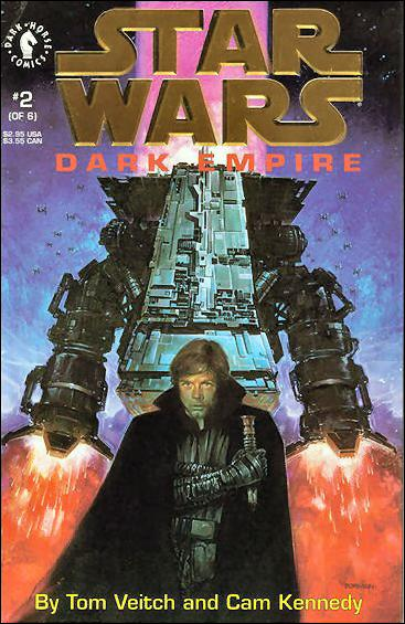 Star Wars: Dark Empire 2-B by Dark Horse