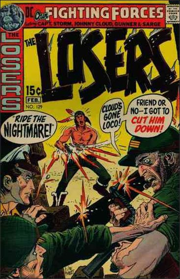 Our Fighting Forces (1954) 129-A by DC