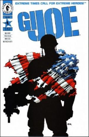 GI Joe (1995) 1-D by Dark Horse