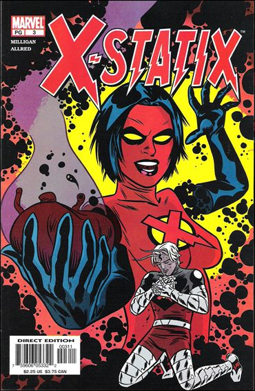 X-Statix 3-A by Marvel