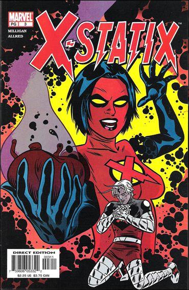 X-Statix 3-A by Marvel