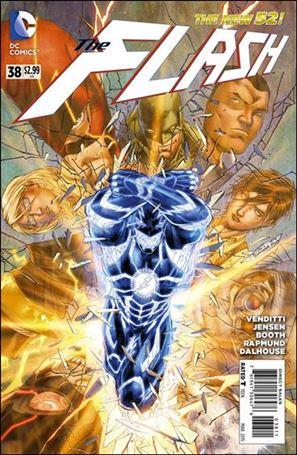 Flash (2011) 38-A