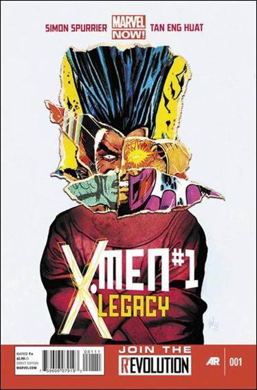 X-Men Legacy (2013) 1-A by Marvel