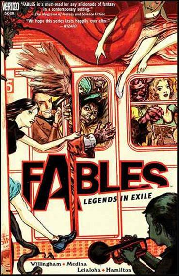 Fables 1-I by Vertigo