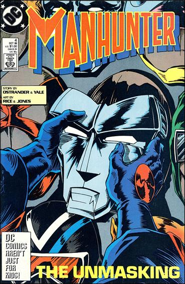 Manhunter (1988) 4-A by DC
