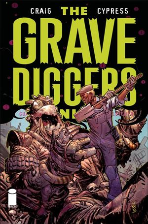 Grave Diggers Union 9-B
