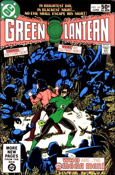 Green Lantern (1960) 141-A by DC