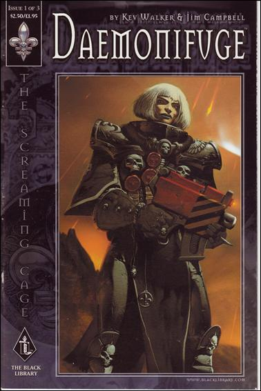 Daemonifuge-The Screaming Cage 1-A by Black Library