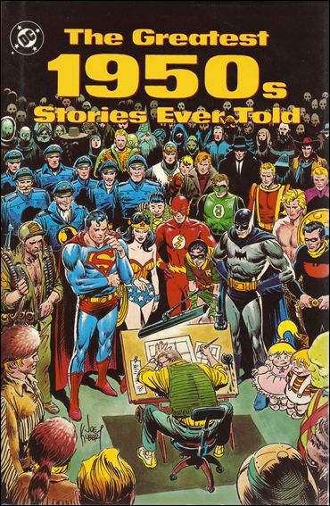 Greatest 1950s Stories Ever Told 1-A by DC