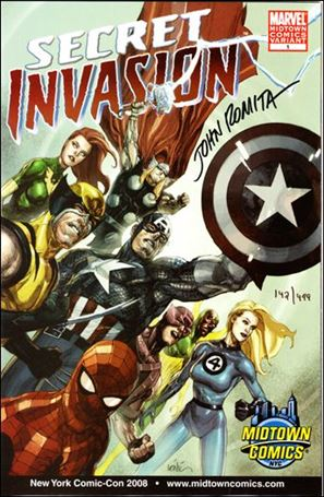 Secret Invasion 1-J