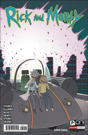 Rick and Morty 60-A