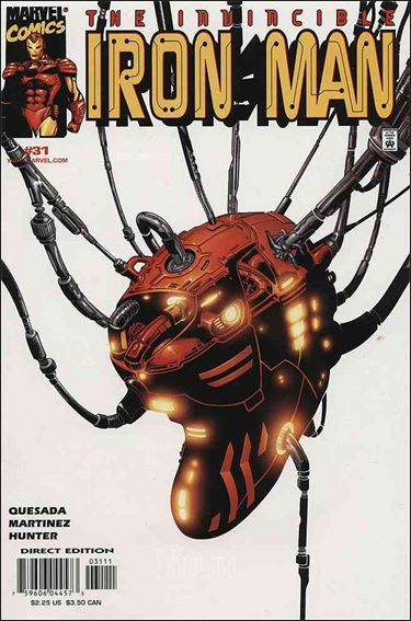 Iron Man (1998) 31-A by Marvel