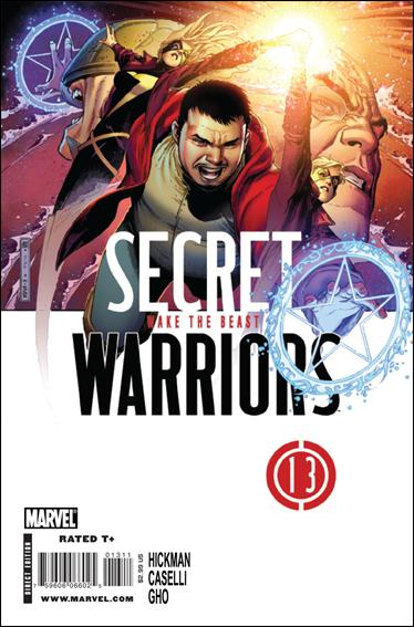 Secret Warriors (2009) 13-A by Marvel