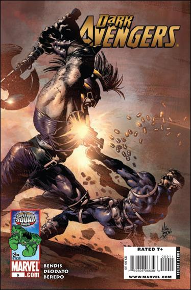 Dark Avengers (2009) 9-A by Marvel