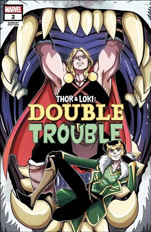 Thor & Loki: Double Trouble 2-B