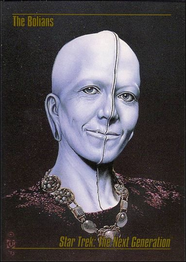 Star Trek Master Series: Series 1 (Base Set) 74-A by SkyBox