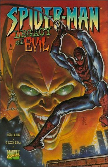 Spider-Man: Legacy of Evil 1-A by Marvel