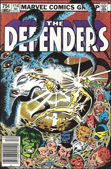Defenders (1972) 114-B by Marvel