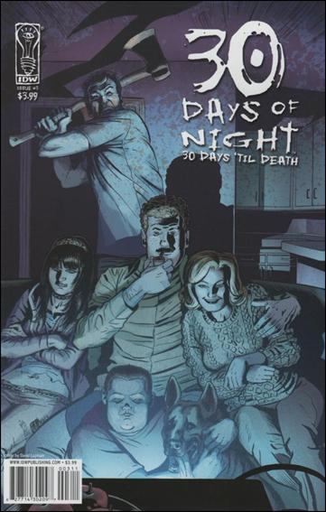 30 Days of Night: 30 Days 'til Death 3-A by IDW