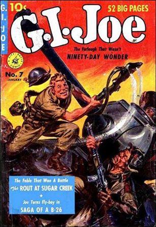 G.I. Joe (1951) 7-A