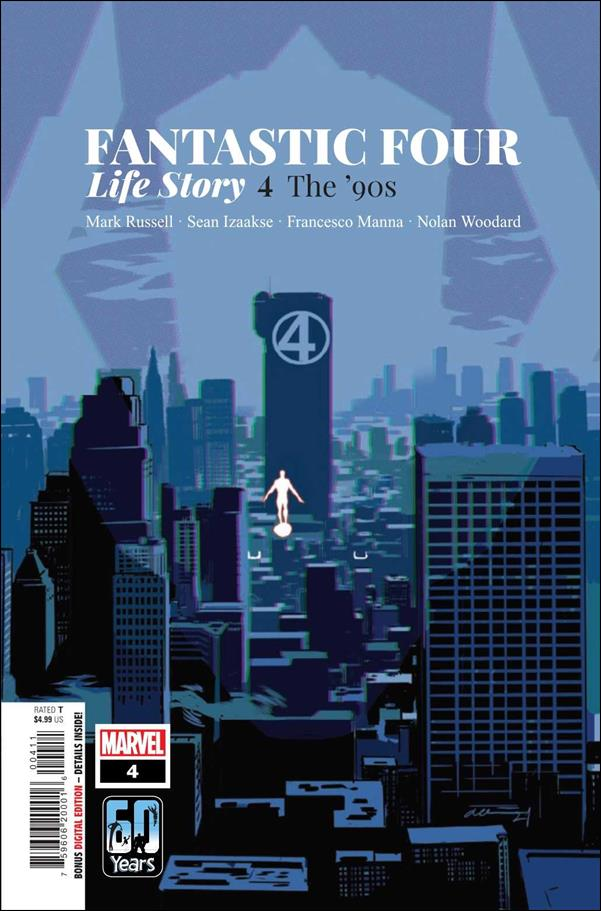 Fantastic Four: Life Story 4-A by Marvel