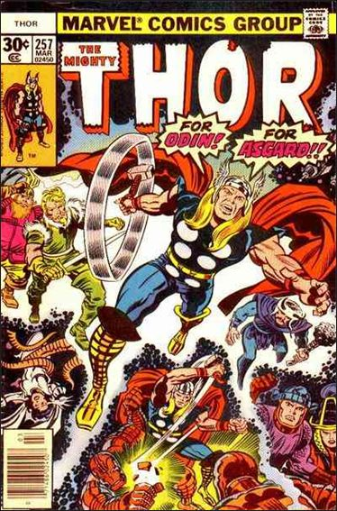 Thor (1966) 257-A by Marvel