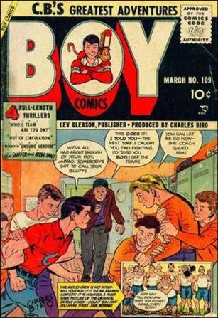 Boy Comics 109-A