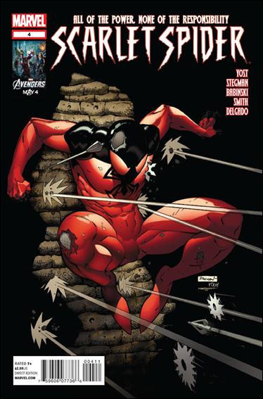 Scarlet Spider (2012) 4-A by Marvel