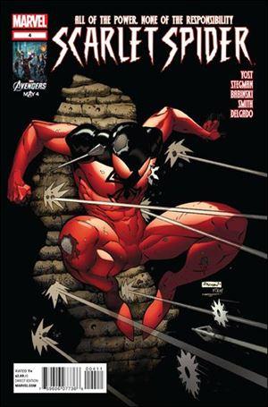 Scarlet Spider (2012) 4-A