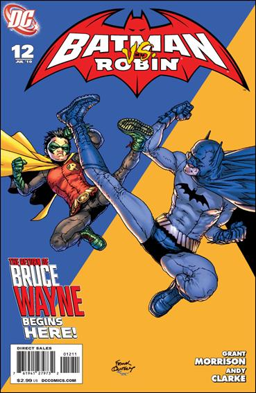 Batman and Robin (2009) 12-A by DC