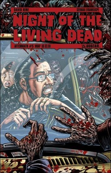 Night of the Living Dead: Aftermath (2012)  5-B by Avatar Press