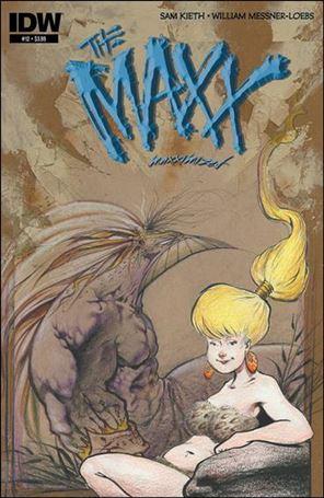 Maxx: Maxximized 12-A