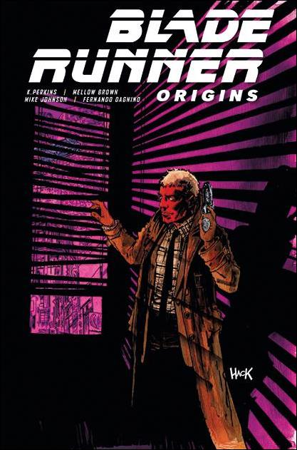 Blade Runner Origins 6-C by Titan