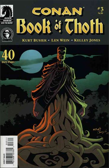 Conan: The Book of Thoth 3-A by Dark Horse