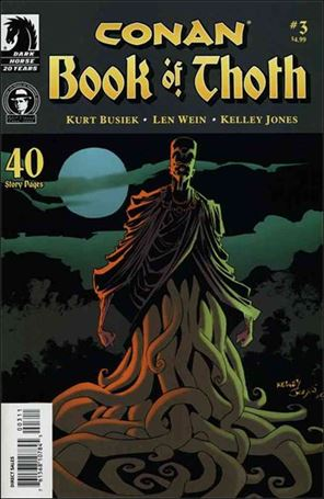Conan: The Book of Thoth 3-A