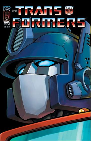 Transformers: Infiltration 0-G by IDW